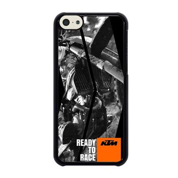 KTM READY TO RACE 2 iPhone 5C Case