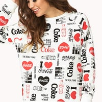 Coca-Cola Statement Sweatshirt
