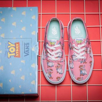 e2448c93139a4f Vans x Toy Boy Toy Story Shepherdess Running Shoes 35-39