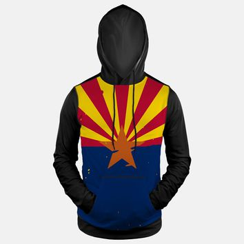 Arizona Beast State Flag Hoodie (Ships in 2 Weeks)