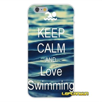 Swimming Pool beach Accessories Phone Cases Cover For Motorola Moto G LG Spirit G2 G3 Mini G4 G5 K4 K7 K8 K10 V10 V20 V30 Keep calm Go Love swimmingSwimming Pool beach KO_14_1