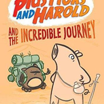 Pigsticks and Harold and the Incredible Journey Candlewick Sparks