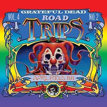 Grateful Dead: Road Trips 4 No. 2 - April Fools 88, CD