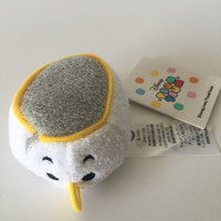 """Disney Usa Beauty and the Beast Mini Chip 3 1/2"""" Tsum Plush New with Tags"""