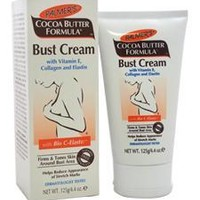 Palmer's Cocoa Butter Formula Bust Cream With Vitamin E Collagen And Elastin By Palmers For Unisex - 4.4 Oz C