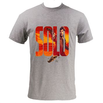 Solo A Star Wars Story T-shirt