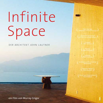Infinite Space: The Architecture of John Lautner (German) 11x17 Movie Poster (2008)