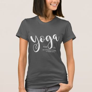 Yoga Women's American Apparel Fine Jersey T-Shirt