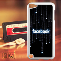 Facebook Matrix iPod Touch 4/5/6 Case