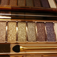 Eyeshadow Palette Glitter Stage Makeup