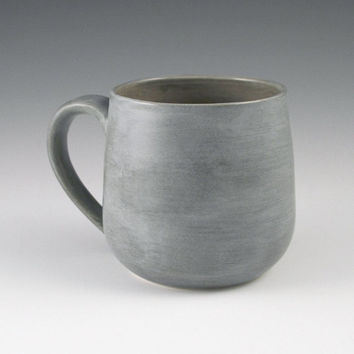 Mug in Steel Grey