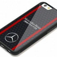 Mercedez Benz AMG Hexa Automotive iPhone 7 and 7+ Hard Plastic Case