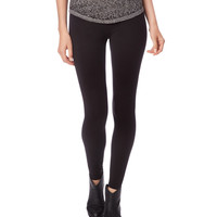 Aeropostale  Womens Solid Leggings - Black, X-Small