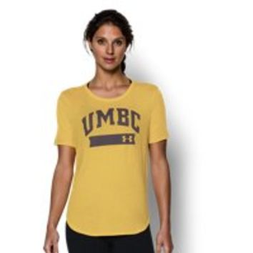 Under Armour Women's UMBC UA Short Sleeve Crew