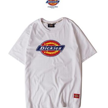 Dickies Fashion Casual Shirt Top Tee-9