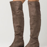 BAMBOO Over The Knee Womens Boots | Boots & Booties