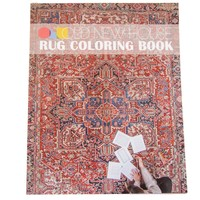 Old New House Rug Coloring Book
