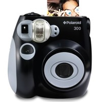Polaroid Instant analog camera Pic300 Black