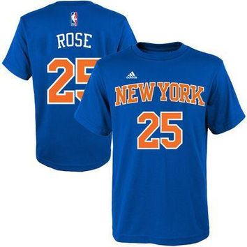 Derrick Rose - New York Knicks - Player T-Shirt