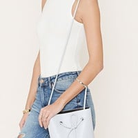 Faux Leather Bucket Bag | Forever 21 - 1000152432