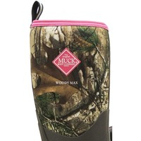 Muck Boot Women's Woody Max Realtree AP Pink Rubber Hunting Boots | DICK'S Sporting Goods