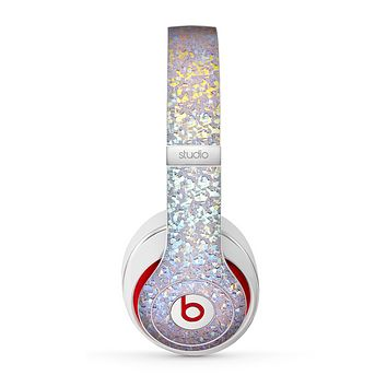 The Colorful Confetti Glitter Sparkle Skin for the Beats by Dre Studio (2013+ Version) Headphones