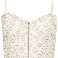 Pearl Embellished Bralet - New In This Week  - New In