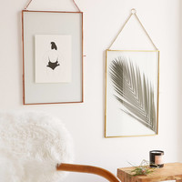 Glass Hanging Display Frame | Urban Outfitters