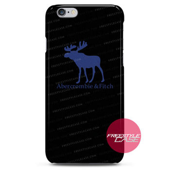 Abercrombie & Fitch Logo iPhone Case 3, 4, 5, 6 Cover