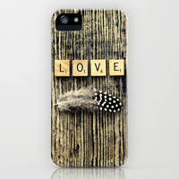 love iPhone & iPod Case by ingz