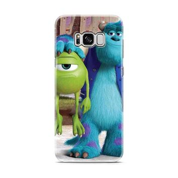Monsters Inc sulley holding mike Samsung Galaxy S8 | Galaxy S8 Plus Case