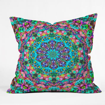 Lisa Argyropoulos Inspire Oceana Throw Pillow