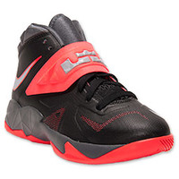 Boys' Grade School Nike Soldier 7 Basketball Shoes