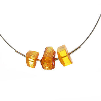 amber necklace baltic amber jewelry minimalist adult necklace sterling silver necklace modern silver necklace 925 brown in handmade