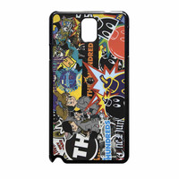 The Hueds Bomb Sticke Samsung Galaxy Note 3 Case