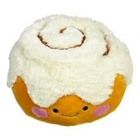 Squishable Cinnamon Bun | Girls Room Decor Beauty, Room & Toys | Shop Justice