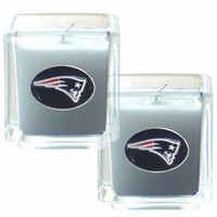 New England Patriots Scented Candle Set F2CD120