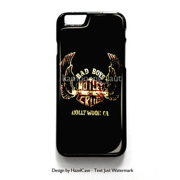 Motley Crue T-Shirt Tommy Lee American Rock Live Concert for iPhone 4 4S 5 5S 5C 6 6 Plus , iPod Touch 4 5  , Samsung Galaxy S3 S4 S5 Note 3 Note 4 , and HTC One X M7 M8 Case Cover