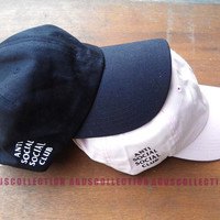 Anti Social Club Baseball Hat Caps, yeezus Travis Scott Kanye West