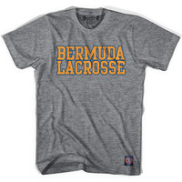 Bermuda Lacrosse Nation T-shirt