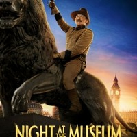 Night at the Museum Secret of the Tomb (2014) Movie Poster 24 X 36 V011