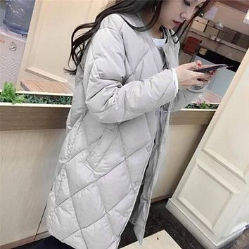 Women Winter Coat Jacket Warm Woman Parkas Female Overcoat High Quality Quilting Cotton Coat 2017 New Winter Collection