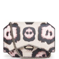 New Line mini jaguar-print leather cross-body bag | Givenchy | MATCHESFASHION.COM US