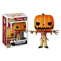 Nightmare Before Christmas Jack the Pumpkin King Pop! Figure