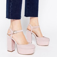 ASOS PROFILE High Shoes