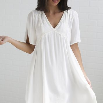 dream on swing dress