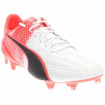 Puma evoSPEED 1.5 Leather FG Soccer/Football Cleats
