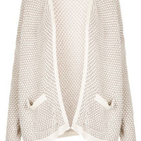 Knitted Tulip Stitch Cardi - New In This Week  - New In