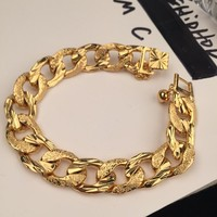 Boys & Men Fashion Hip Hop Chain Bracelet