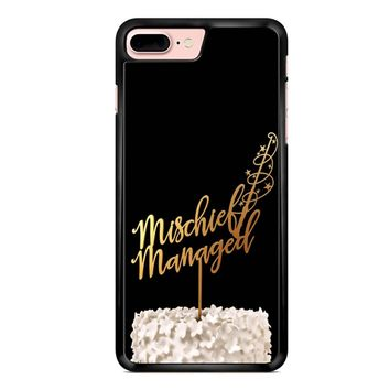 Mischief Managed Harry Potter iPhone 7 Plus Case